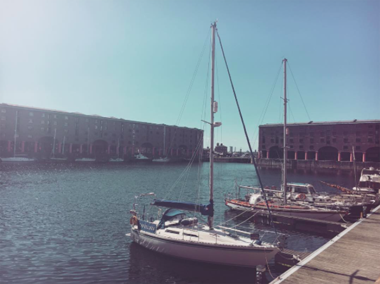 Liverpool blogger instagram, Liverpool albert dock in summer