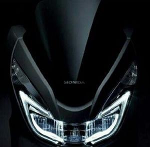 Lampu depan Honda PCx
