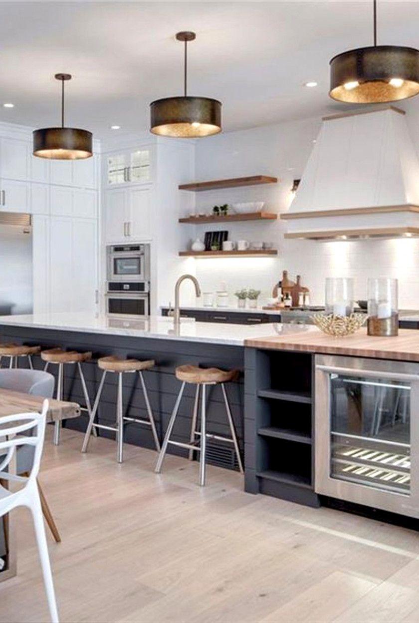 The Modern Farmhouse Kitchen of My Dreams