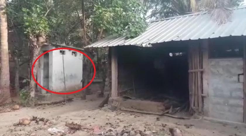 சிசுவை வீட்டு மலசலகூடக் குழிக்குள் போட்ட தாயார் - யாழில் சம்பவம்