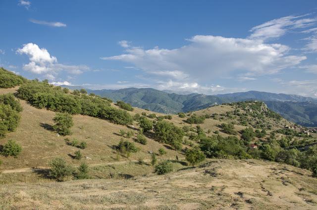 Во атарот на село Груниште, Мариово