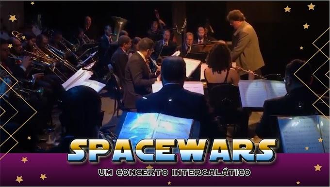 Maestro inova aproximando concerto erudito ao mundo Geek