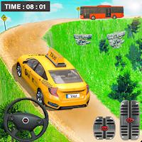 Grand Taxi Simulator : Modern Taxi Games 2020 Apk Download