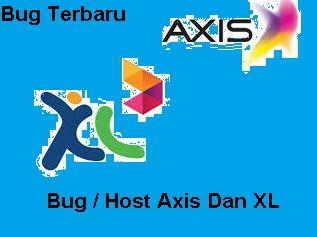Beberapa Bug / Host axis dan xl