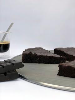 Fondant chocolat courgettes