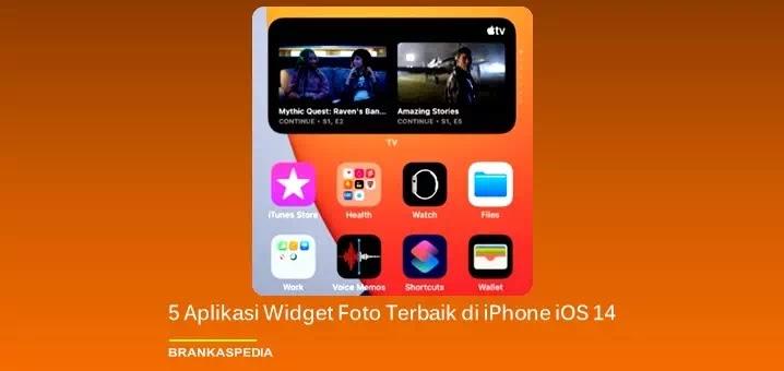 Aplikasi Widget Foto Gratis Terbaik di iPhone (iOS 14)