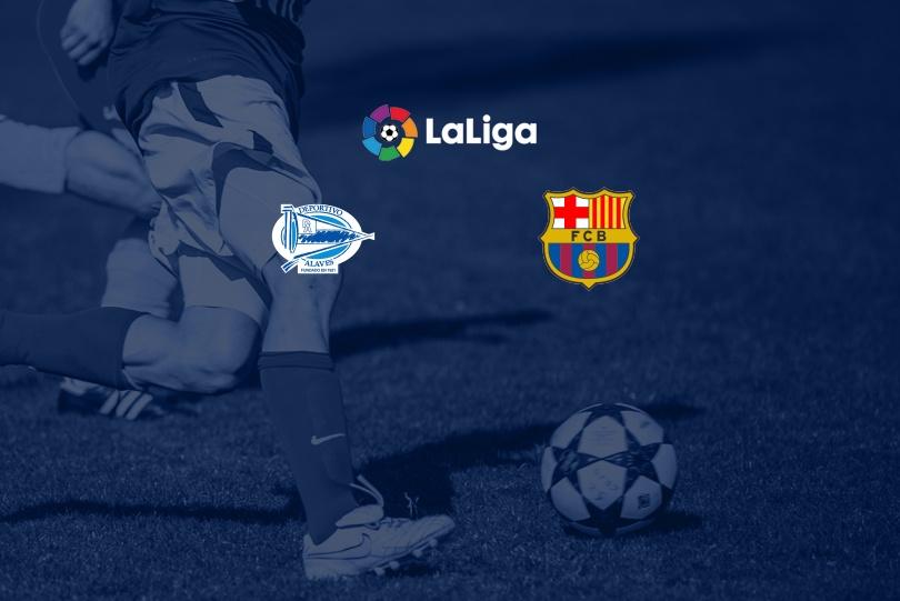بث مباشر مباراة برشلونة وديبورتيفو ألافيس