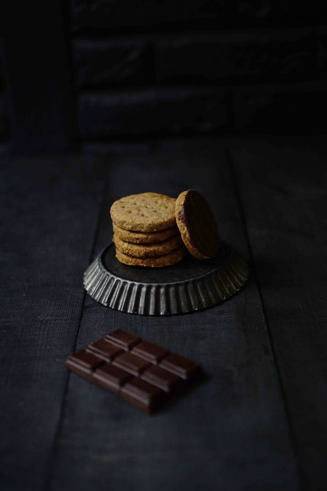 cookies croustillants au chocolat , gouter des enfants , biscuits