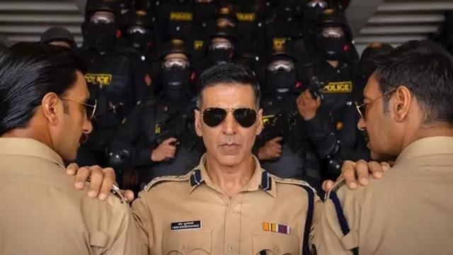 Sooryavanshi Movie - Akshay Kumar, Ajay Devgn, Ranveer Singh
