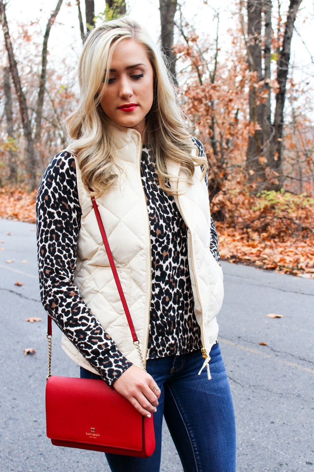 The Blue Diamond: Leopard Teddie Sweater