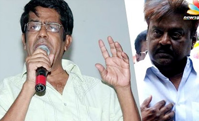 R. Sundarrajan heavily attacks Vijayakanth in election campaign at Kanchipuram | Political Speech