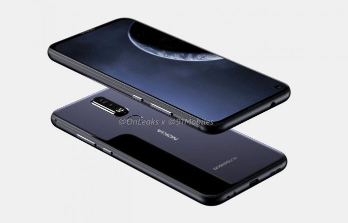 Nokia X71 (Nokia 8.1 Plus) Will Soon Launch Front With 48MP Camera