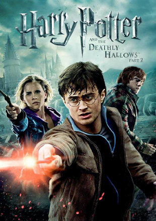 Harry Potter and the Deathly Hallows: Part 2 2011 BRRip 720p Dual Audio In Hindi English