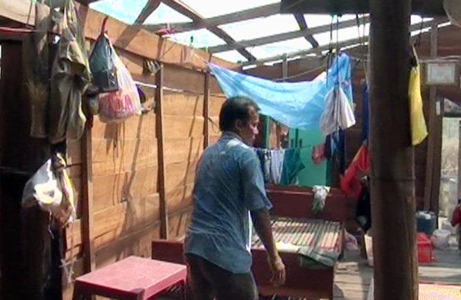 Gia Lai: Hơn 50 nhà dân thiệt hại vì mưa đá, lốc xoáy