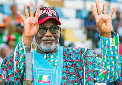 Akeredolu of APC emerges winner of Ondo election