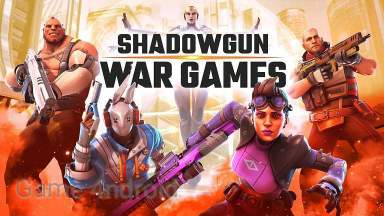 Shadowgun War Games APK MOD Download 0.1.1 (Ammo+No Reload)
