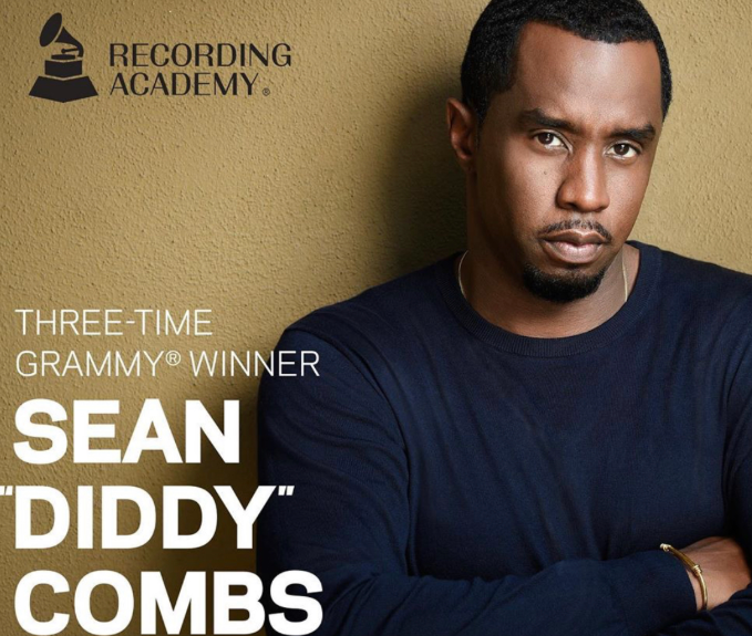 Grammy 2020: P Diddy to be honoured with 'Industry Icon Awards'