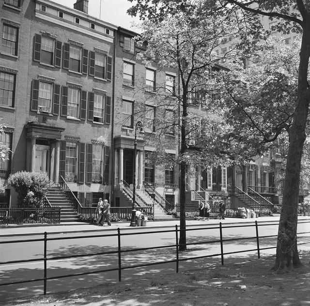 Vintage Everyday: Old Photos Of Greenwich Village In The 1950s