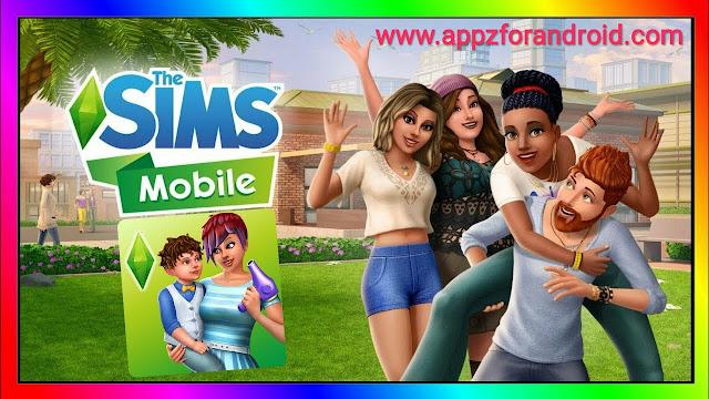 تحميل لعبة the sims 4 للاندرويد   تحميل لعبة ذا سيمز 4 للاندرويد