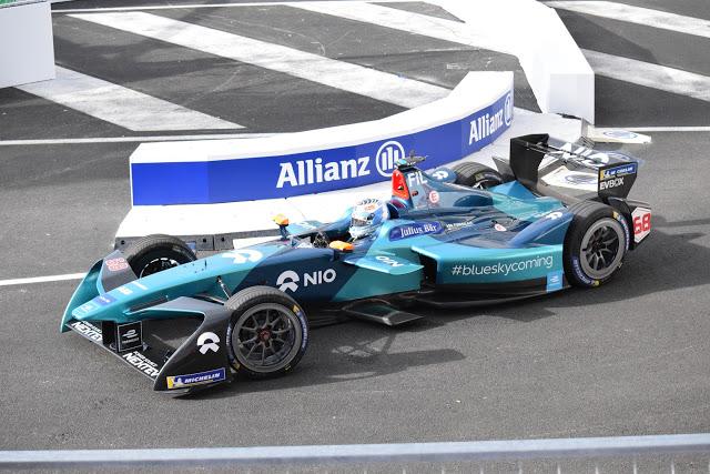 Grand Prix Formula E: cantieri e deviazioni da giovedì 25 Marzo