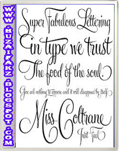 Download Fonts Collection Free Download - World New Best Website