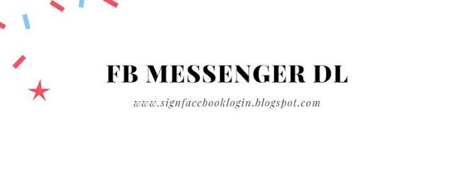 Fb Messenger Dl