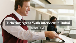 Reservation and Ticketing Agents Jobs in Dubai