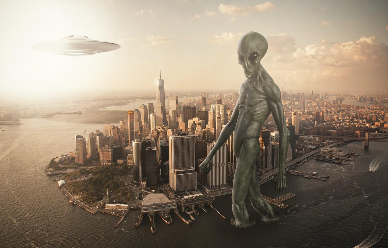 Science Fiction, Books, Alien Invasion