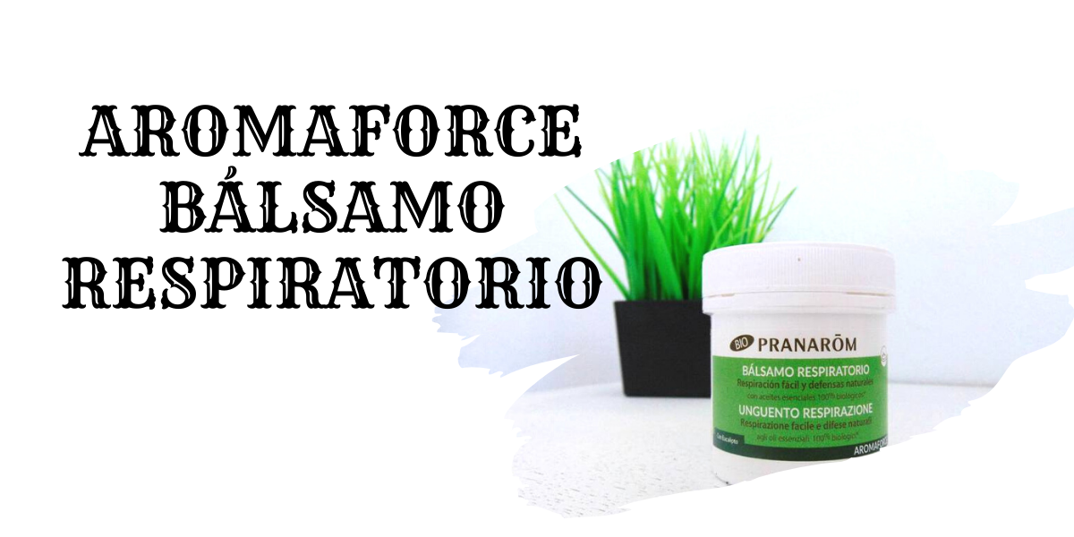 AROMAFORCE BÁLSAMO RESPIRATORIO