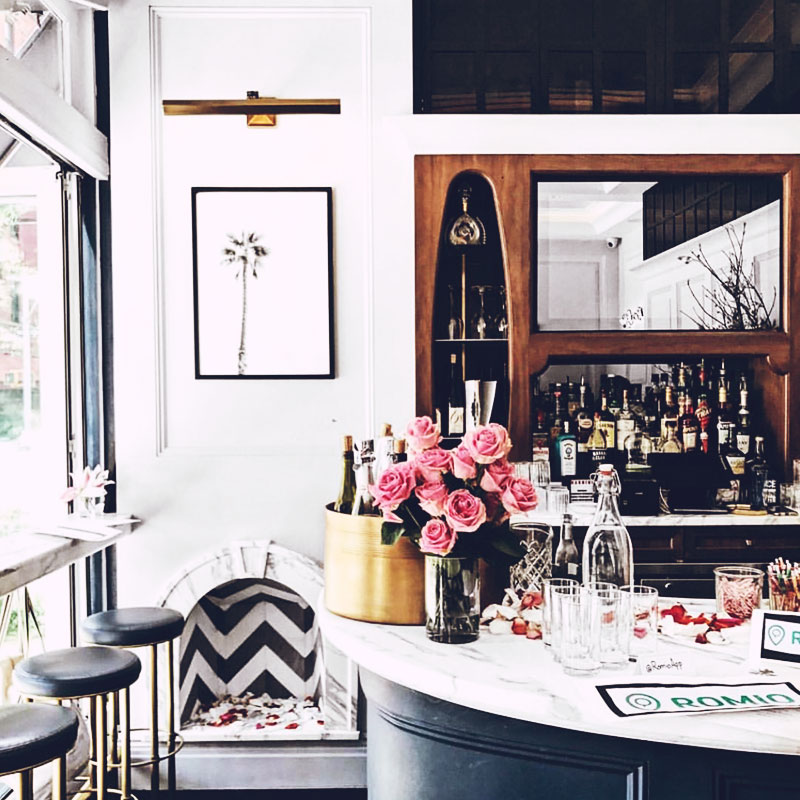 From Instagram   Places: While We Were Young Kitchen & Cocktails, New York City
