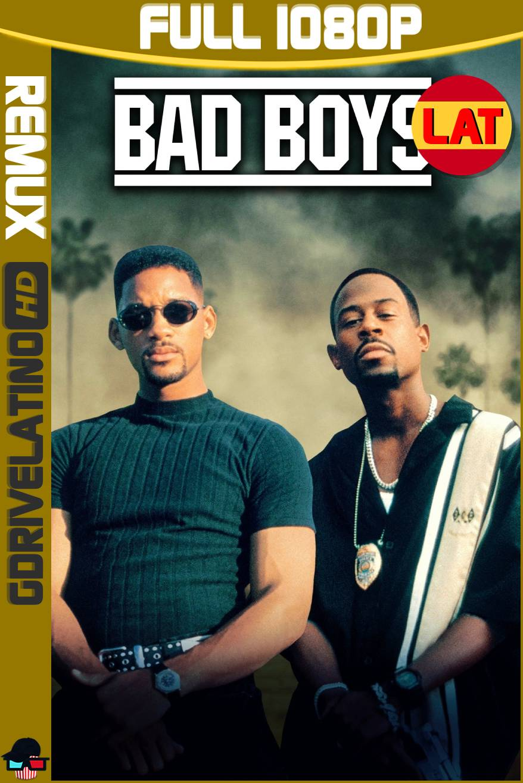 Bad Boys (1995) BDRemux 1080p Latino-Inglés MKV