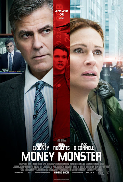 Money Monster Poster One Sheet