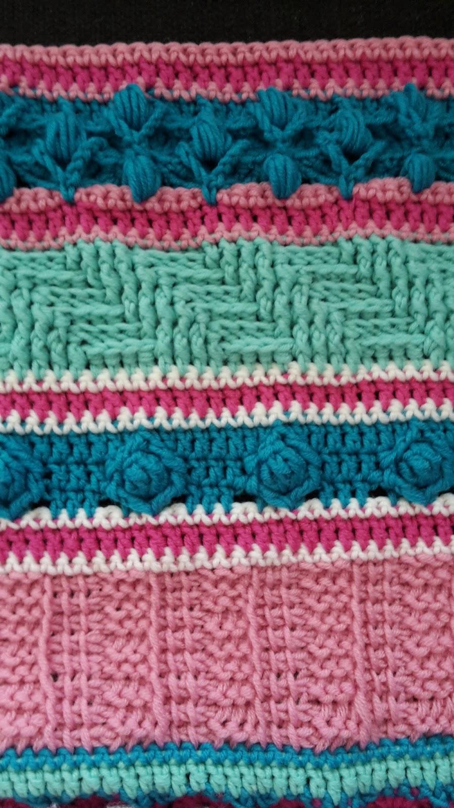 Knutsels Van Jolanda Double Trouble Crochet Along 2017 Week 22