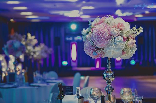 9 błędów popełnianych przy wyborze weselnych kwiatów