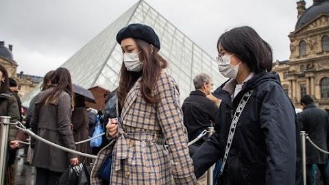 Koronavírus: több mint 1400-ra nőtt a fertőzöttek száma Franciaországban, egy miniszter is megbetegedett