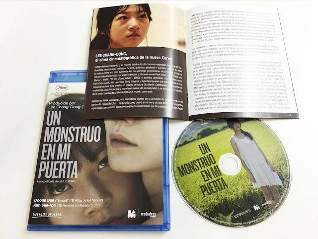 Ya a la venta 'Un monstruo en mi puerta' en DVD y Blu-ray