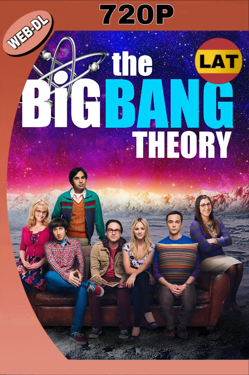 LA TEORÍA DEL BIG BANG TEMPORADA 12 (02/24) HD 720P LATINO