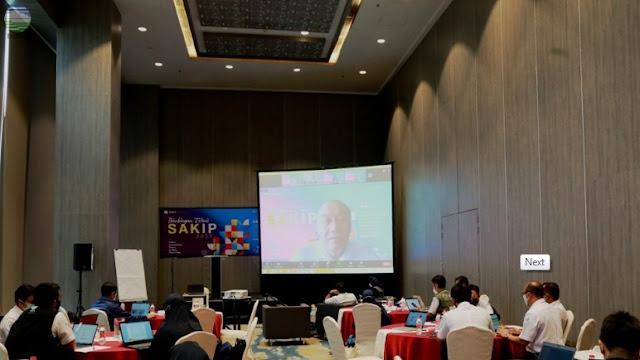 Bimtek SAKIP 2021 Resmi Dibuka Sekretaris Utama BMKG