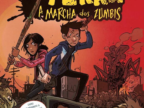 Resenha: Os Últimos Jovens Da Terra - A marcha dos zumbis - 4 contra o Apocalipse # 2 - Max Brallier