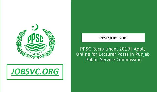 PPSC Recruitment 2019 – Punjab Public Service Commission (PPSC) Civil Judge-Cum Judicial Magistrate Posts | Apply Online