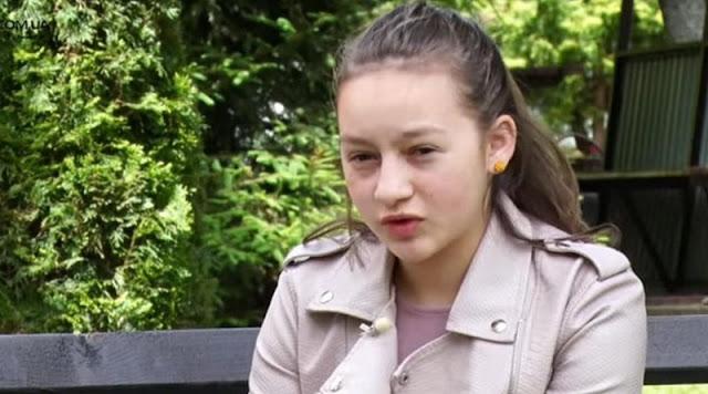 """13-летняя София Рознийчук, лауреат акции """"Герой-спасатель года"""", осталась одна – и отец, и мать сочли ее лишней в своей жизни"""