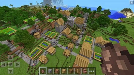 Download Download Game Minecraft Pocket Edition Mod apk Full Version Terbaru Gratis