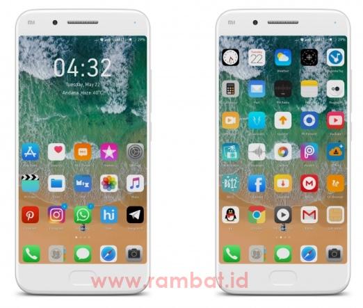Tema Xiaomi MIUI 8 / MIUI 9 Terbaik dan Populer - iosx