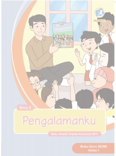 Buku Guru dan Siswa Kelas 1 Semester 2 Kurikulum 2013 Revisi 2017