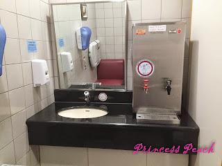 台灣機場哺乳室