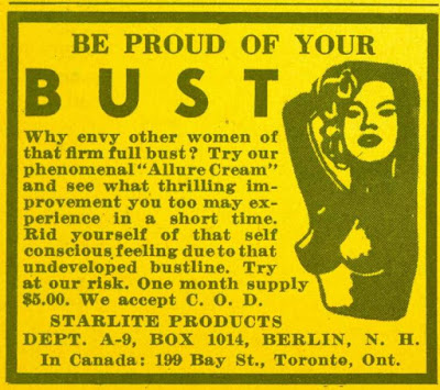 Be proud of your bust