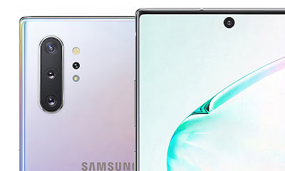 Samsung Galaxy Note 10 Plus Camera