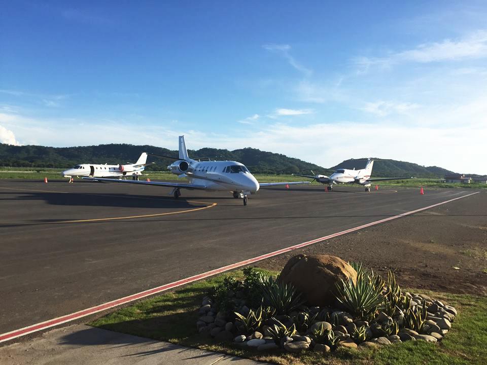 costa esmeralda airport, nicaragua