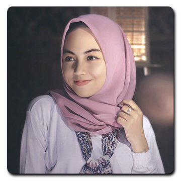 Hijab Tutorial Simple