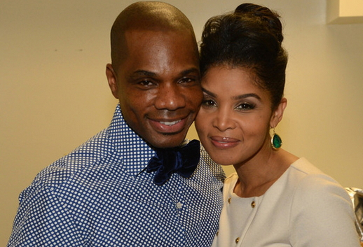 kirk franklin wedding anniversary